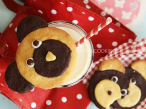 biscuits oursons enfants