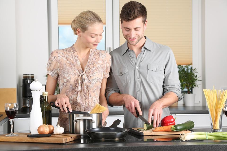cuisiner en famille